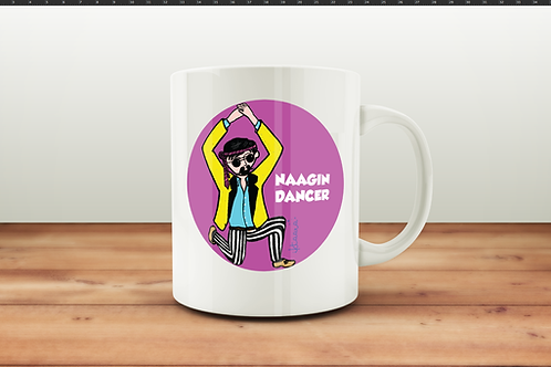 Naagin Dancer - Coffee Mug