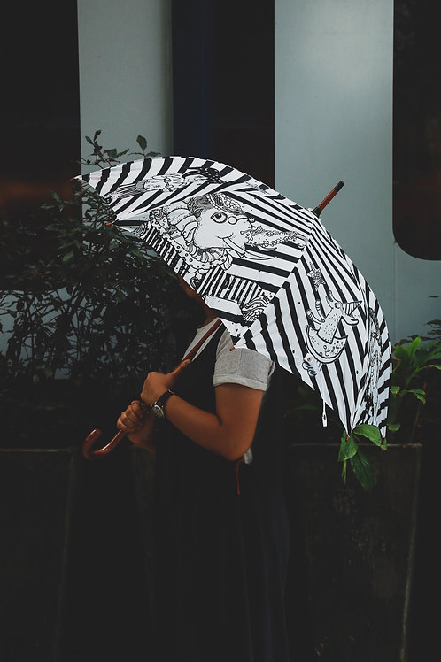 Rain Folks Umbrella