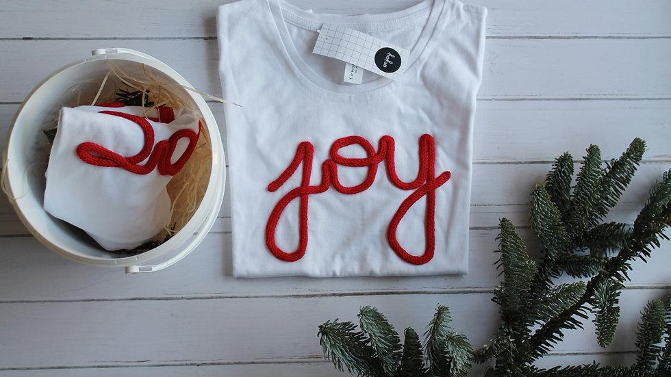 T-SHIRT Joy (red)