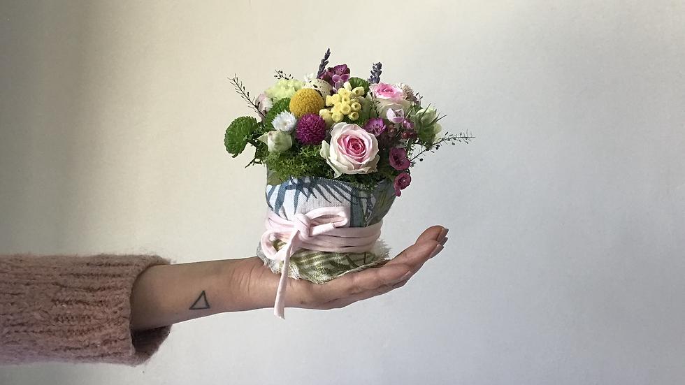 Sushi di fiori