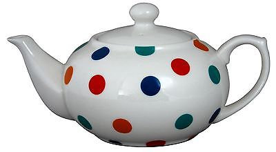 Sterck Spotty Tea Pots