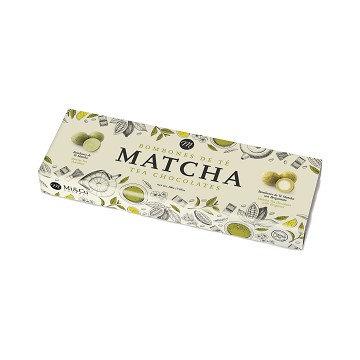 Mi Cu Matcha Tea Assortment 200g