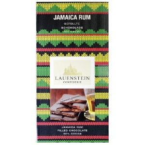 Lauenstein Dark Chocolate with Jamaica Rum 80g
