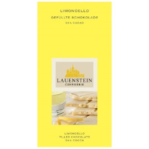 Lauenstein White Chocolate filled with Limoncello 80g