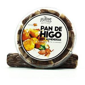 De Juan Fig  Almond Round Cake 200g