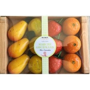 Maffren Box with Marzipan Fruits 170g