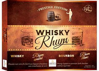 Abtey Whiskey & Rum Prestige Edition 200g