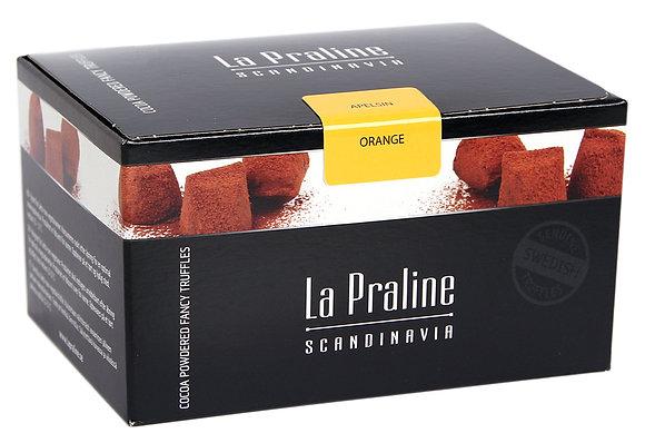 La Praline Orange Truffles 200g