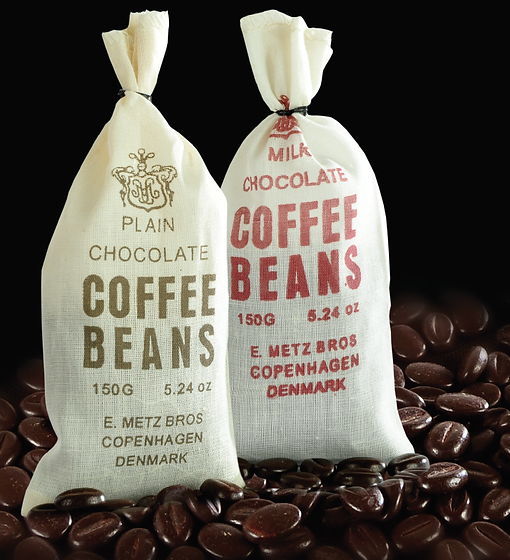 E Metz Bros Coffee Beans