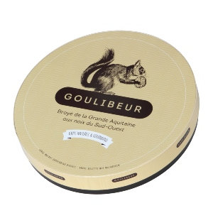 Goulibeur Large Shortbread with French Walnuts 280g