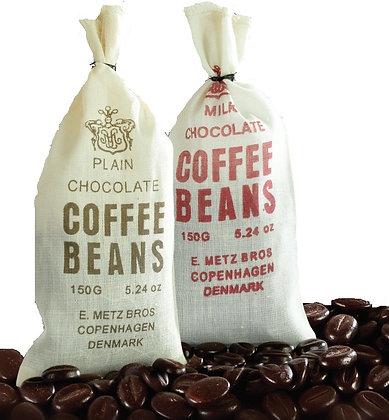Metz Milk Chocolate Coffee Beans 150g