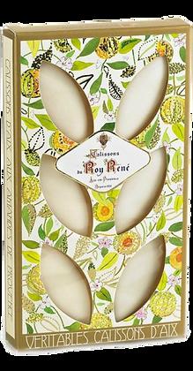 Le Roy Rene Box of 6 Calisson - Almond 60g