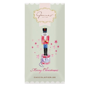 Gmeiner Milk Chocolate Bar Christmas Nutcracker 45g