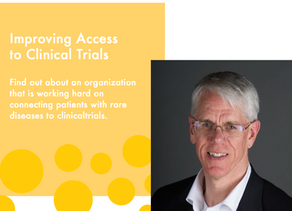 We Need More Patients to Know about Clinical Research and How They Might Participate.