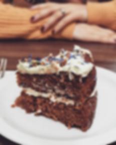 Courgette & Avocado Cake - Pollock Estat