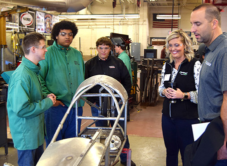 Manufacturing Day 2019 Brings Students and Employers Together