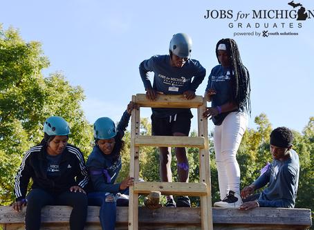 Jobs for Michigan's Graduates Prepares Tomorrow's Leaders Today