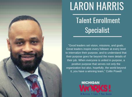 Employee Spotlight- LaRon Harris