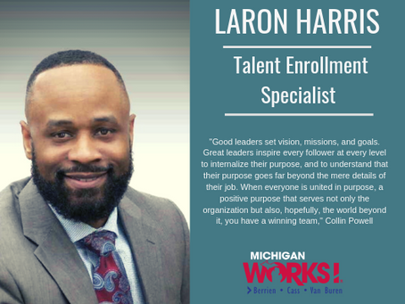 Employee Spotlight- LaRon Harris