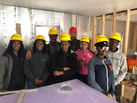 YouthBuild: Building Projects and Confidence