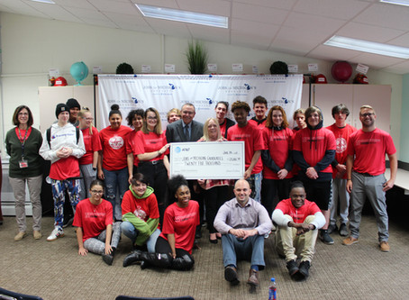 AT&T Foundation supports Jobs for Michigan's Graduates