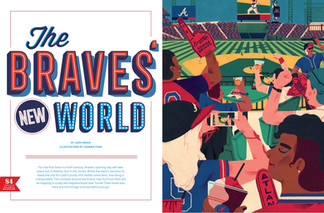 The Braves' New World