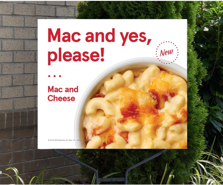 Real Estate Mac & Cheese