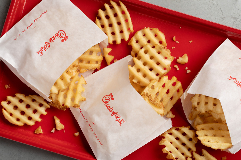Fries, please