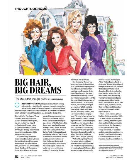 Big Hair, Big Dreams
