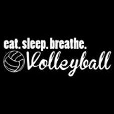 Eat Sleep Volleyball