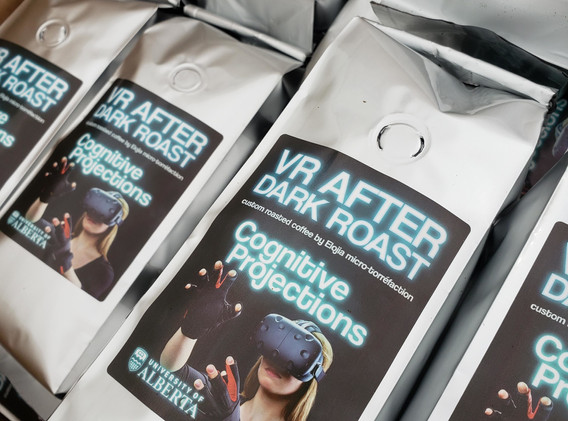 VR after coffee