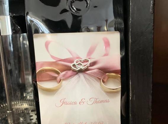 Café mariage