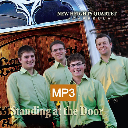Album 2: Standing At the Door (MP3-zip file)