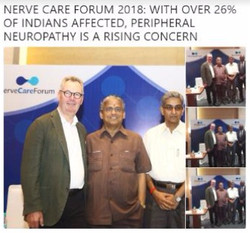 International talk on Neuropathy