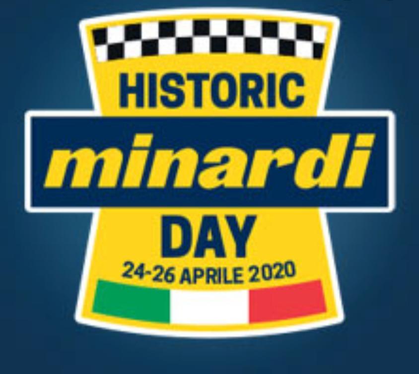 Historic Minardi Day 24-26 aprile