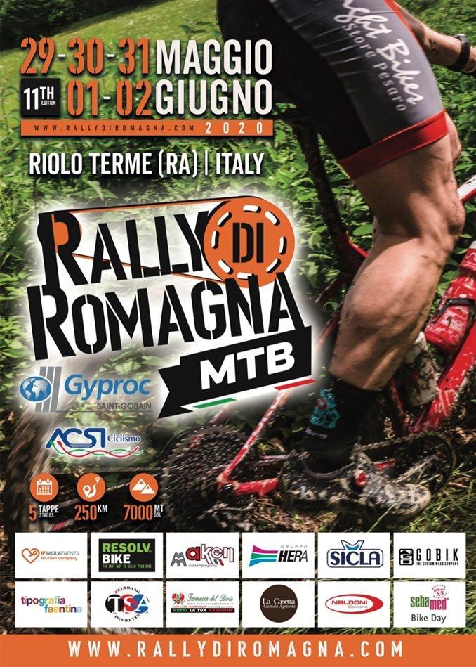 Rally di Romagna mtbk 2020