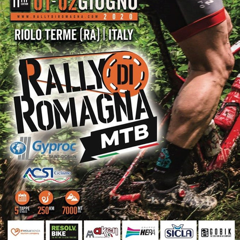 Rally of romagna 2020