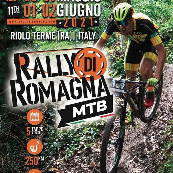 Rally di Romagna 2021