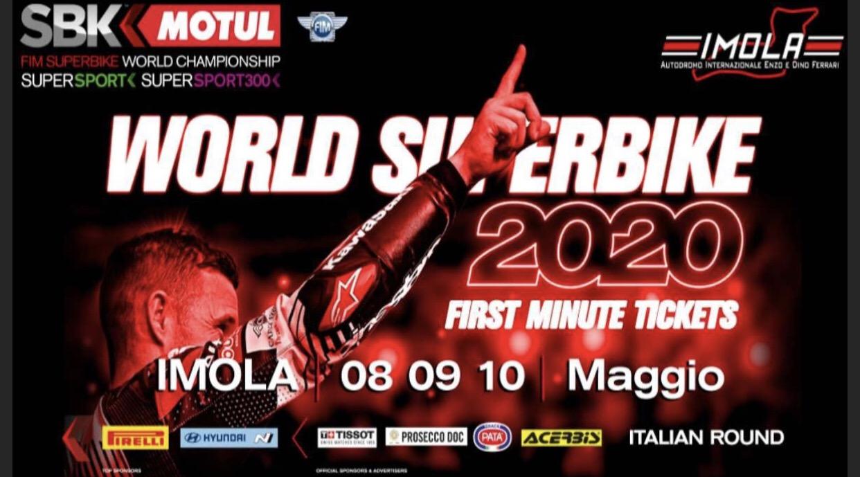 WORLD SBK 2020