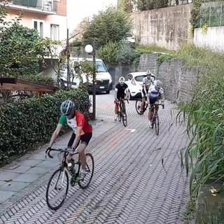 Mini giro d'Italia starting point