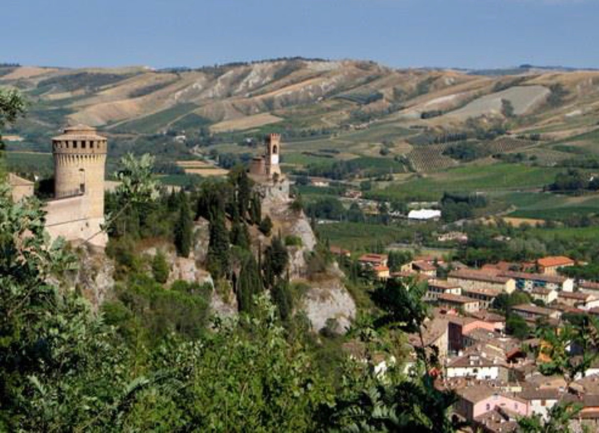 Brisighella tower