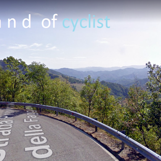 land of cyclist