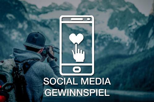 SOCIAL MEDIA GEWINNSPIELE