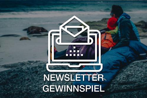 NEWSLETTER GEWINNSPIEL & BANNER