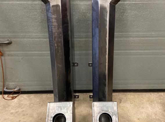 Custom Truck Stacks