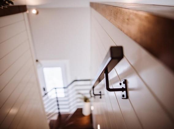 Custom Steel Railing and Handrail