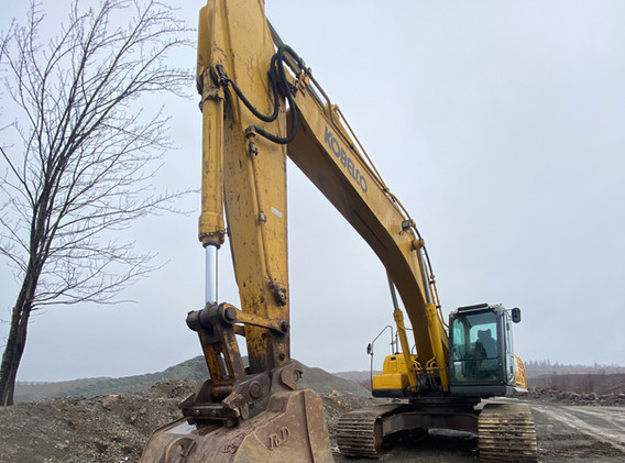 Excavator Bucket Repairs