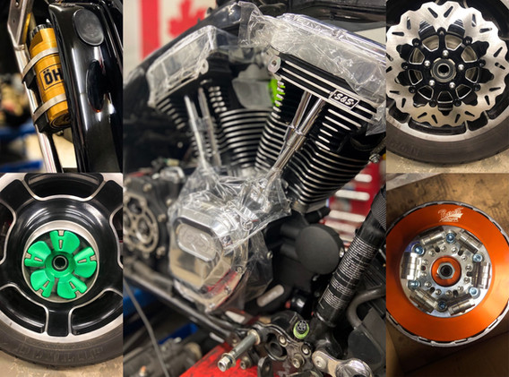 Performance Motorcycle Parts