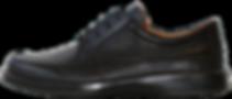 Sapato conforto strobel