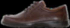 Sapato conforto em strobel